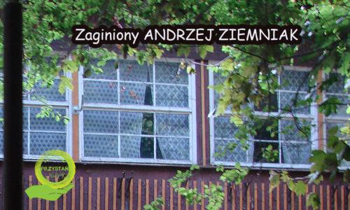 poszukiwania Andrzej Ziemniak, policja Rewal